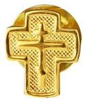 Greek baptism pin Cross - 1