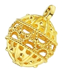 Jewelry vestment button - 5