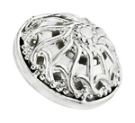 Jewelry vestment button - 10