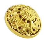 Jewelry vestment button - 9