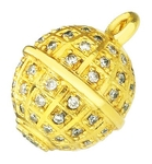 Jewelry vestment button - 2
