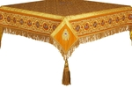 Embroidered Holy table cover no.7