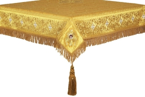 Embroidered Holy table cover no.5