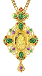 Jewelry Bishop panagia (encolpion) - A704 (gold-gilding)
