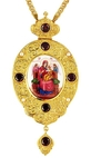 Jewelry Bishop panagia (encolpion) - A874 (gold-gilding)