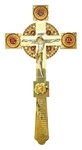 Holy table blessing cross - A648