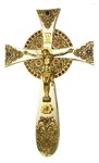 Holy table blessing cross - A835