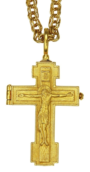 Pectoral cross - A213