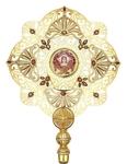 Liturgical fan (ripidion) - A658