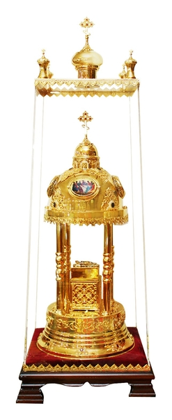 Orthodox Christian tabernacle - A974p