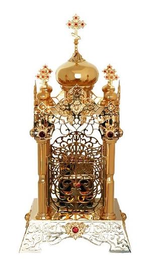 Orthodox Christian tabernacle - A1009