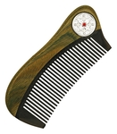 Jewelry horn clergy comb - A184