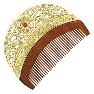 Jewelry clergy comb - A198