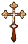 Holy table blessing cross - A605