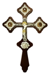 Holy table blessing cross - A606