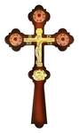 Holy table blessing cross - A597