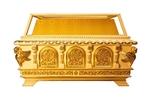 Church furniture: Tomb no.3