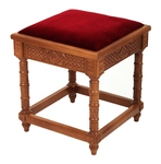 Church furniture: Clergy seat no.462
