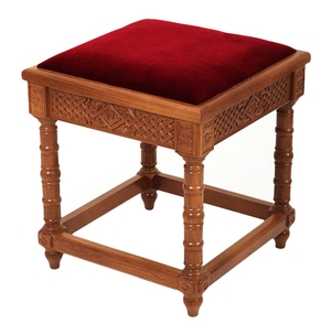 Church furniture: Clergy seat no.462