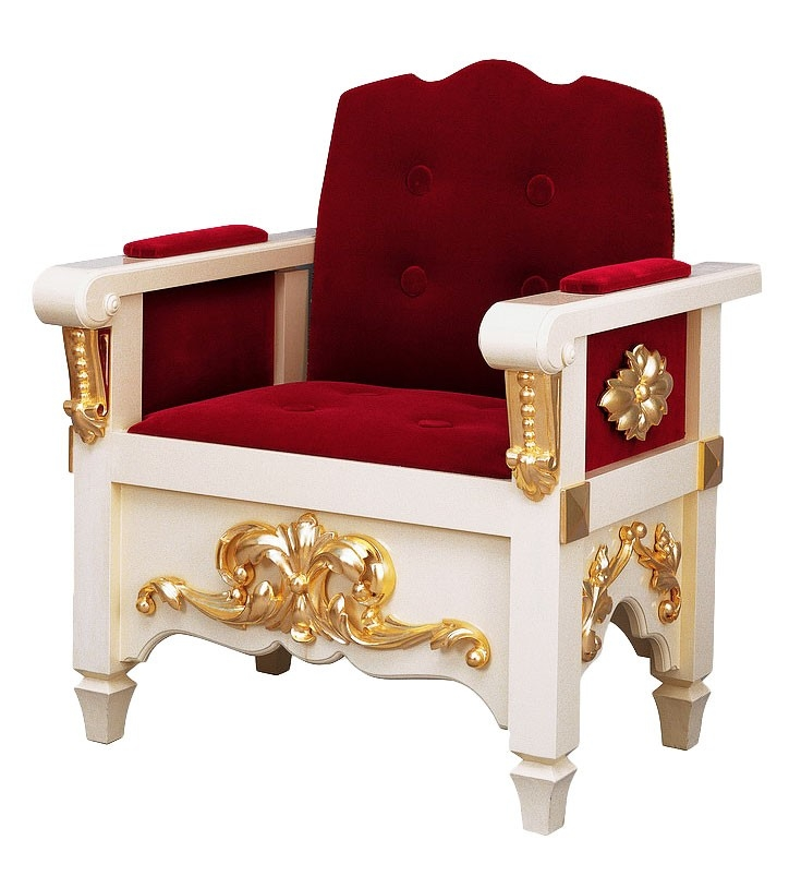 Church Furniture: Bishop Throne No.9