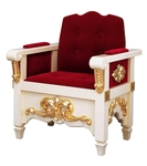 Church furniture: Bishop throne no.9