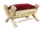 Church furniture: Clergy seat no.6
