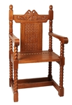 Church furniture: Church seat