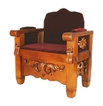 Church furniture: Bishop throne no.9-2