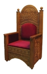 Church furniture: Bishop throne no.6-2