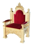 Church furniture: Bishop throne no.20