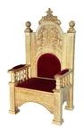Church furniture: Bishop throne no.19