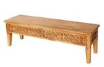 Church furniture: Church bench no.3