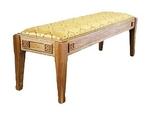 Church furniture: Church bench no.1