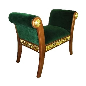 Church furniture: Clergy seat no.7-2
