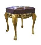 Church furniture: Clergy seat no.5