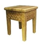 Church furniture: Clergy seat no.3