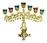 Seven-branch candelabrum - 724
