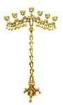 Seven-branch candelabrum - 704