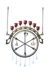 Seven-branch candelabrum - 7012