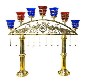Seven-branch candelabrum - 7011