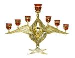 Seven-branch candelabrum - 7010