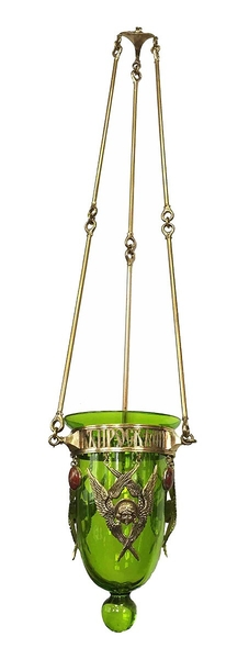 Vigil lamp no.375-1