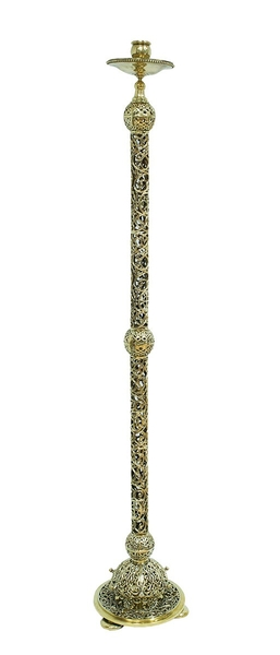 Floor church candle-stand - 7008