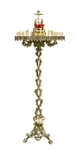 Floor church candle-stand - 7009