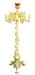 Floor church candle-stand - 707-2 (16 candles)
