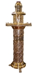 Floor church candle-stand - 710-1 (16 candles)