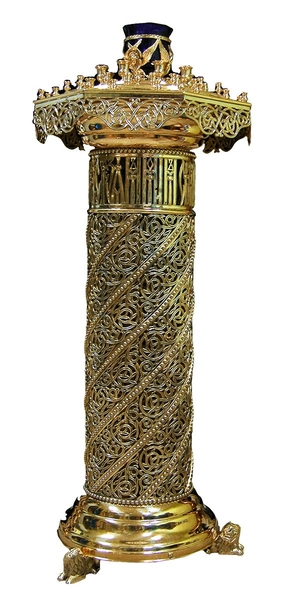 Floor church candle-stand - 715-1 (16 candles)