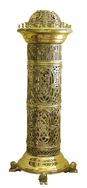 Floor church candle-stand - 750