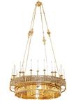 Greek Orthodox horos - 131 (24 lights)