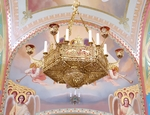 Greek Orthodox horos - 129 (14 lights)